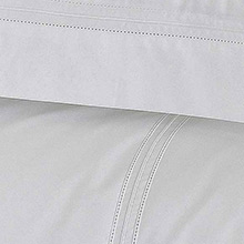Artisan By Joshua's Dream Anna Lisa 300TC Egyptian Cotton Satin Flat Sheet