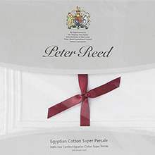 Peter Reed 3 Row Matt Cord Q2000 duvet covers