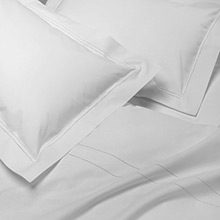 Artisan By Joshua's Dream Double Hemstitch Linen Pillowcase