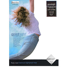 Sundour Goodnight Thermal Blackout Ready Made Linings