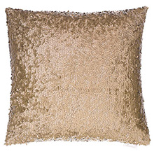 Voyage Aqulla Pewter Square Cushion