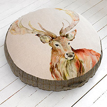 Voyage Mr Stag Large Floor Cushion