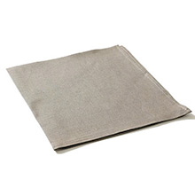 Chilewich Linen Napkin Taupe