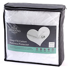 The Fine Bedding Company Deep Fill Cotton