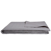 Olivier Desforges Sillage Gris Bed Cover