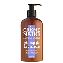 Terra By Compagnie De Provence Lavender Field Hand Cream 300ml