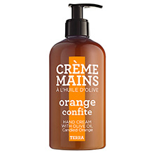 Terra By Compagnie De Provence Candied Orange Hand Cream 300ml