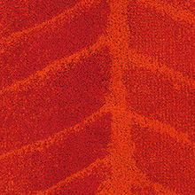 Abyss Amp Habidecor Feuille Orange In Mats And Rugs At
