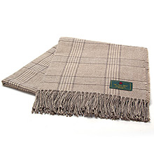 The Isle Mill Cadogan Glen Sand Throw