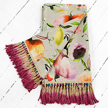 Voyage Ambra Grenadine Throw