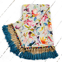 Voyage Nola Lotus Throw