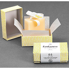 Enfance Paris Protective Soothing Soap for 0-3 Years