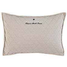 Grand Design Classic Quilt Cushion Sand
