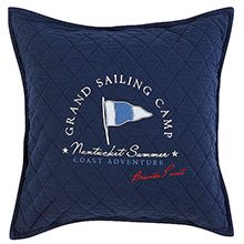 Grand Design Grand Sailing Cushion Navy