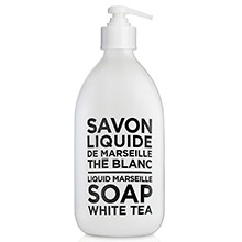Compagnie De Provence White Tea 500ml Soap