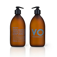 Compagnie De Provence Black Jasmine VO Liquid Marseille Soap 500ml