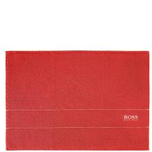 Hugo Boss Plain Poppy Bath Mat