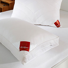 Brinkhaus The Bauschi Lux Side Sleeper Pillow