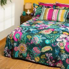 Desigual Paisley Bloom Duvet Cover