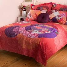 Desigual Romantic Patch Duvet Cover