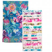 Desigual Paisley Bloom Towels