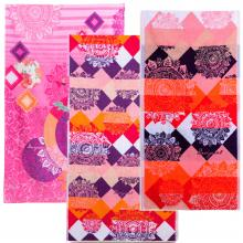 Desigual Romantic Patch Towels