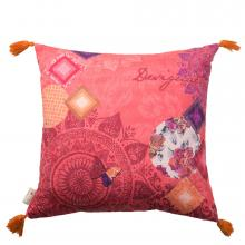 Desigual Patch Cushion 45cm