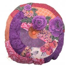 Desigual Romantic Round Cushion