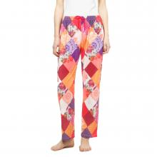 Desigual Romantic Patch Trousers