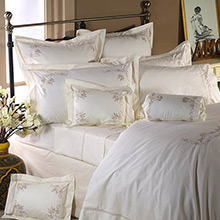 Peter Reed Florence Embroidery Duvet Covers