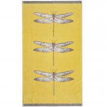 Harlequin Demoiselle Gold / Grey Towel
