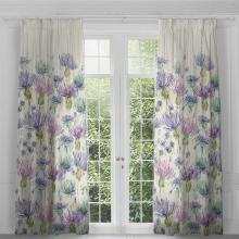 Voyage Ellean Doran Thistle Curtain Panels (pair)