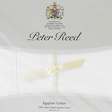 Peter Reed Yellow Ribbon 2 Row Cord Q500 pillowcases