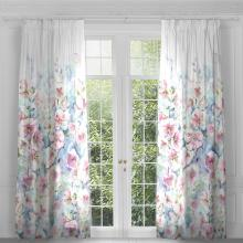 Voyage Isabela Summer Eyelet Curtain Panels (pair)