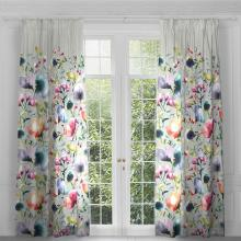 Voyage Ambra Lotus Eyelet Curtain Panels (pair)