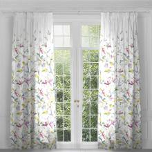 Voyage Jarvis Summer Eyelet Curtain Panels (pair)