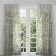 Voyage Morning Chorus Eyelet Curtain Panels (pair)