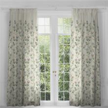Voyage Thistle Glen Eyelet Curtain Panels