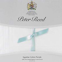 Peter Reed 4 row cord Q1500 duvet covers