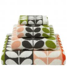Orla Kiely Multi Stem Towels
