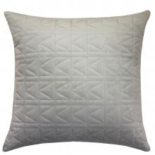 Karl Lagerfeld Quilted K Dove Cushion
