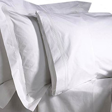 Peter Reed 400TC fitted sheets
