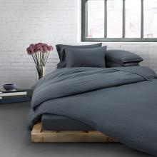 Calvin Klein CK Body Charcoal Duvet Cover