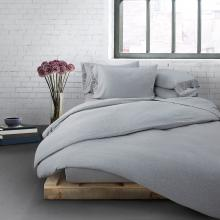 Calvin Klein CK Body Grey Duvet Cover