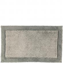 Cawo Two Tone Luxury Bath Mat Graphit 70