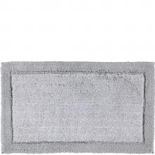 Cawo Two Tone Luxury Bath Mat Platin 76