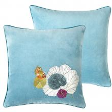 Yves Delorme Pavot Cushion Cover