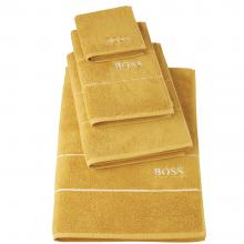 Hugo Boss Plain Topaze Towels