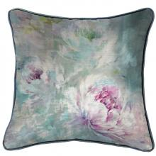 Voyage Roseum Moonstone Velvet Cushion