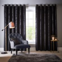 Studio G Navarra Ebony Curtains